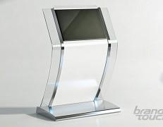 Clarity kiosk for Audi