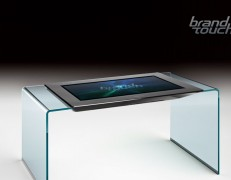 Multi-touch table for GOALS