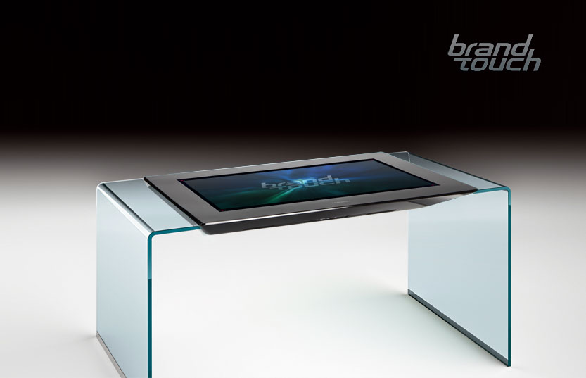 Multi touch Table For GOALS Digital Signage Totems