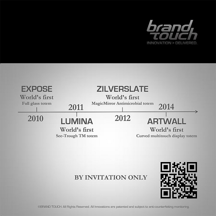 Brand Touch @ Innovations Day 2014