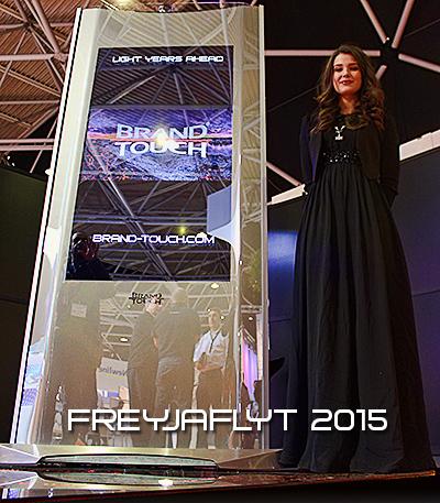 FreyjaFlyt adaptive 5G totem
